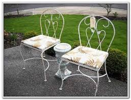 Vintage Wrought Iron Patio Furniture Cushions vintage wrought iron patio furniture cushions patios home