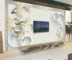 100 Decorated Wall Customized Retail Magnolia Background Decoration Beautifully
