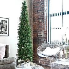 Pencil Christmas Tree Slim Decorating Ideas Cashmere Michaels