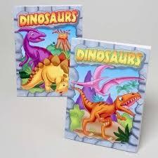 Bulk Dinosaurs Coloring Book Case Pack 24 Kids Children