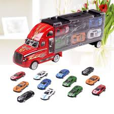 Toy Truck Transport Car Carrier Toy For Boys And Girls Age 3 - 10 ... Boystransporter Car Carrier Truck Toy With Sounds By C Wood Plans Youtube Transporter Includes 6 Metal Cars 28 Amazoncom Transport Truckdiecast Car For Kids Prtex 60cm Detachable With Buy Mega Race Online In Dubai Uae Toys Boys And Girls Age 3 10 2sided Semi And Wvol Affluent Town 164 Diecast Scania End 21120 1025 Am W 18 Slots Best Choice Products Truck60cm Length Toydiecast