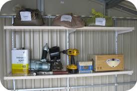 shed shelving tool hooks