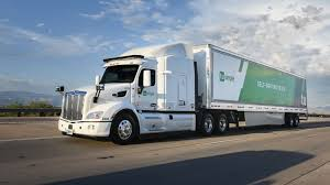 100 Self Moving Trucks UPS Invests In Selfdriving Cars