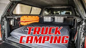 F150 Truck Camping Setup Side Shelve For Storage Truck Camping Ideas Pinterest Fiftytens Threepiece Truck Back Hauls Cargo And Camps In The F150 Camping Setup Convert Your Into A Camper 6 Steps With Pictures Canoe On Wcap Thule Tracker Ii Roof Rack System S Trailer The Lweight Ptop Revolution Gearjunkie Life Of Digital Nomad Best 25 Bed Ideas On Buy Luxury Truck Cap Camping October 2012 30 For Thirty Diy