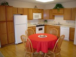 Apartment Amazing Kitchen Idea With Small Dining Area Throughout Decorating Ideas For