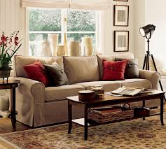 Brown Leather Sofa Decorating Living Room Ideas by Living Room What Colour Cushions Go Brown Sofa With Dark Brown