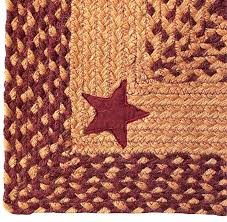 Mesmerizing Texas Star Rug Area Lone Amazing Designs Throughout Primitive Rugs Outstanding Country For