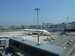 Kansai Airport Sinking 2015 by 19 Osaka Kansai Airport Sinking A 233 Roport International