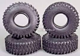100 At Truck Tires RC 110 TRUCK SUPER SWAMPERS 19 ROCK TIRE 120 Mm W Foam RC