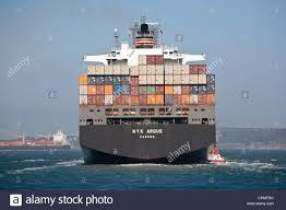 100 Shipping Containers San Francisco Cargo Ship With Intermodel Containers Bay California
