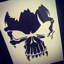 Tattoo Paper Cutting And Skull Tattoos On Pinterest