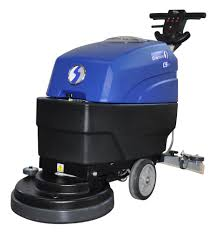 Riding Floor Scrubber Training by Home Superior Solutions