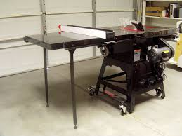 Sawstop Cabinet Saw Used by Sawstop Contractor Saw Review Router Forums