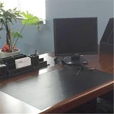 Leather Desk Blotter Australia by Online Buy Wholesale Leather Desk Pad From China Leather Desk Pad