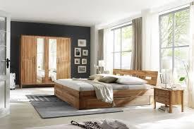 schlafzimmer set kompletteinrichtung schrank schubladenbett kernbuche massiv