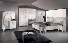 schlafzimmer set antalya in zwei größen weiß silber jetzt