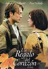 UN REGALO DEL CORAZON IF ONLY Spanish Subtitles