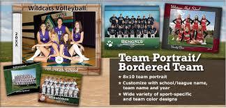 Poster High Definition Gift Sheet Team Portrait
