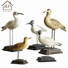 New American Resin Handicraft Gift Bird Creative Furnishing Article For Car Decoration