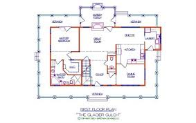 Photo Of Floor Plan For 2000 Sq Ft House Ideas by Glacier Gulch Log Floor Plan Log Cabin 2332 Sq Ft Expedition