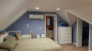 Mini Split Ceiling Cassette Air Conditioner by Mitsubishi Mini Split Behaving Very Differently With External
