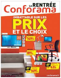 conforama catalogue chambre conforama catalogue 20aout 30septembre2014 by promocatalogues com