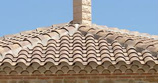 clay roof tile styles european mediterranean style tech