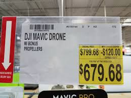 New DJI Mavic Pro For $680 At BJ's- YMMV - Slickdeals.net Dji Mavic Pro Quadcopter Combo Cn001 Na Coupon Price Rabatt 70956 86715 Gnstig Kaufen Mit Select Coupons And Pro 2 Forum Mavmount Version 3 Air Platinum Spark Tablet Holder Zoom Osmo Tello More On Flash Sale Best Christmas 2018 Drone Deals 100 Off Or Code 2019 10 Off Coupons For Care Refresh Discount Codes Get Rc Drone And For Pro Usd 874 72866 M4d Xm4d M4x Review The To Buy