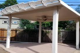 Sacramento Free Standing Style Patio Covers Call 916 224 2712