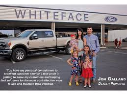 Ford Dealership Carrying New Trucks, SUVs, & Cars In Hereford, Texas