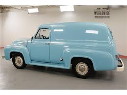 1955 Ford Panel Truck For Sale | ClassicCars.com | CC-1140815
