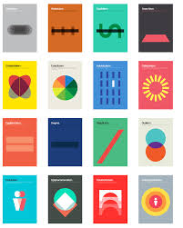 Philographics Is A Series Of Posters That Explain Big Ideas In Simple Shapes They Are The Result Combining World Philosophy With Graphic Design
