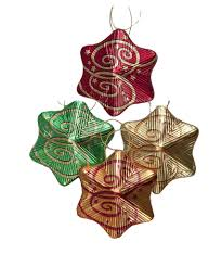 Christmas Tree Toppers Uk by Christmas Creme D U0027or
