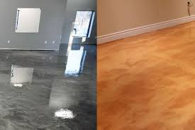Surecrete D Metallic Epoxy Floor System Pearl Mix In Expressions LTD Floors How To