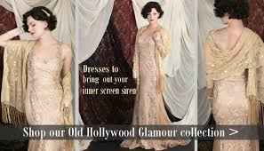 Vintage Exclusive Styles Old Hollywood Glamour Collection