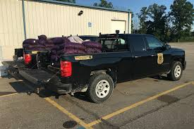 100 Michigan Truck In Busted With 2000 Pounds Of Illegal Crayfish