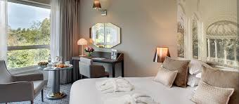 hotel luxe chambre anti ageing cure
