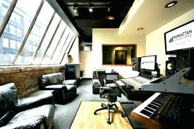 Music Studio Design With Home Ideas
