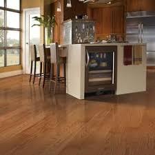 Gunstock Oak Hardwood Flooring Home Depot by Shop Allen Roth 7 5 In W X 47 25 In L Gunstock Oak Laminate