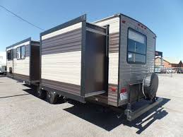 2018 Forest River Grey Wolf 31 QUAD BUNKHOUSE TRAVEL TRAILER In