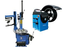 100 Truck Tire Changer And Balancer Combo Machines Mechanic Outlet
