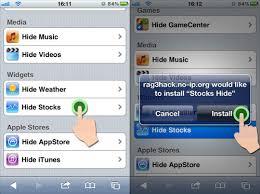 Hide Apps [iPhone] No Jailbreak