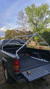 Diy Pvc Truck Bed Tent. Just Trough Tarp Over. | Gone Fishing ...