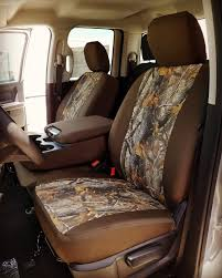 Introducing Realtree Colors Custom Seat Covers - King Of Seat Covers