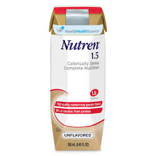 Amazoncom Nutren 15 Cal Formula Unflavored Formerly Vanilla