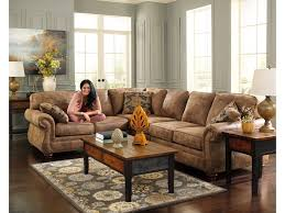 Ashley Larkinhurst Sofa Sleeper by Signature Design By Ashley Living Room Larkinhurst Earth 3pc
