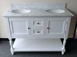 48 Bath Vanity Without Top by 48 Bathroom Vanity Top Enchaing White Vanity Marble Top Design