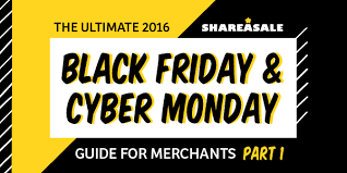 Black Friday And Cyber Monday The Black Friday Cyber Monday Guide For Merchants Part