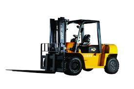 China 7 Ton Diesel Forklift Truck Cpcd70h/ Forklift Truck With Best ...