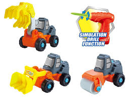 Amazon.com: 3-in-1 Construction Take-A-Part Toy Truck For Kids ... Drill Truck For Sale Pictures 350m Drilling Depth Borehole Well Water Equipment Amazoncom 3in1 Cstruction Takeapart Toy For Kids Equipment Udr1000 Mounted Rig Hub Track Environmental Geoprobe Fuso Fighter At United Auctioneers Inc Youtube Trucks Cartoons Crane Support Vehicles The Ming Industry Shermac A Super Rock 1000 Water Well Drill Rig Cw Separate Truck Mounted